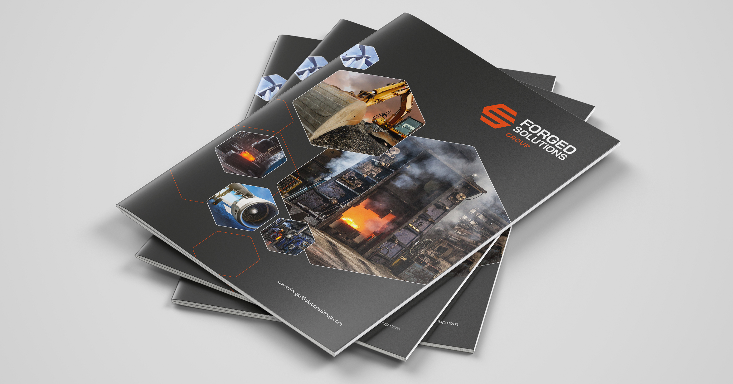 Corporate Branding - Forged Solutions Group